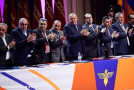 Yerkrapah Board authority calls Armenian President brother-in-arms