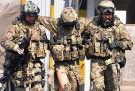 Gunman in Afghan uniform kills 3 U.S. infantry - NATO