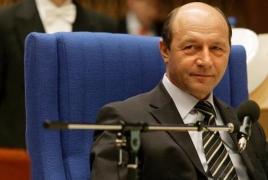 Romanian President Traian Basescu faces impeachment