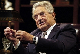 Soros: euro fall repercussions catastrophic