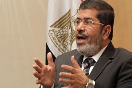 Muslim Brotherhood's Mohamed Mursi inaugurated boss of Egypt