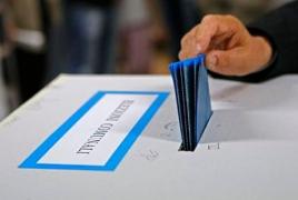 Italians opinion in internal elections, exam Monti's purgation program