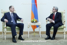 Russian central deems revisit to Armenia utterly productive