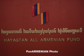 Hayastan All-Armenian Fund's assembly launched in Armenia
