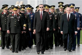 Turkey retires 40 generals jailed on Ergenekon swindling charge