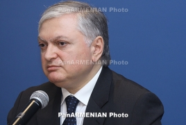 Armenia to boost ties with China, India, Japan, Latin America