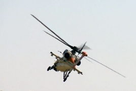 4 Revolutionary Guards killed in Iran helicopter crash