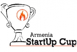 StartUp Cup business indication foe kicks off in Armenia