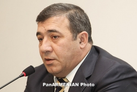 Protesters to direct stripping FFA President Ruben Hayrapetyan of emissary mandate