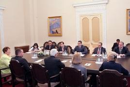 PM: Armenia prioritizes areas of NECO's activity