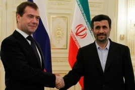 Medvedev, Ahmadinejad opposite unfamiliar movement in Syria