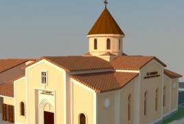 Armenian church construction to launch in Las Vegas