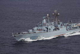 Russian warship to enter Gulf of Aden for anti-piracy goal in May