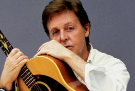 Paul McCartney offers support to Russian punk band