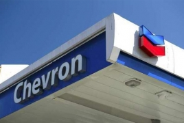 U.S. oil hulk Chevron reports dump in profits
