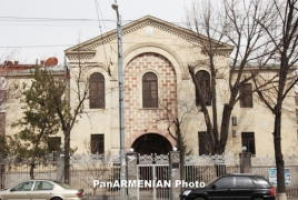 Syrian Counselor completes tactful goal in Armenia