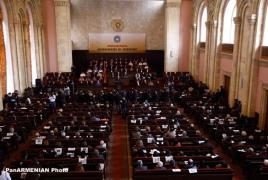 Heritage celebration association ongoing in Yerevan