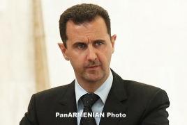 Syrian President says his nation in a state of war