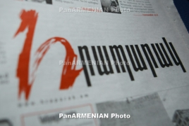 Paper says staff changes approaching in Armenian government