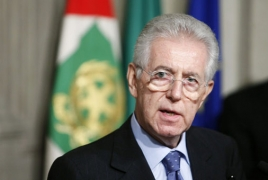 Monti says some-more executive control of inhabitant budgets needed
