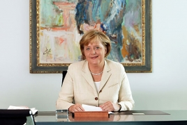 Merkel hopes Greek new govt. will keep promises