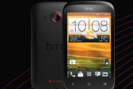 HTC posts 58% dump in distinction as Apple, Samsung foe intensifies