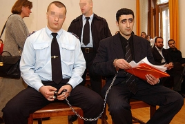 Armenian NGOs titillate Hungary opposite extradition of Azeri murderer Safarov