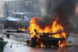 Suicide bomber targets NATO convoy, 7 Afghans injured