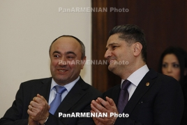 Knowledge preferable to celebration connection in polite use - Armenian official