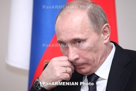 Putin: talks with antithesis won't be a review of equals