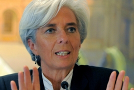 "Eurozone predicament ""removed"" for now – IMF chief"