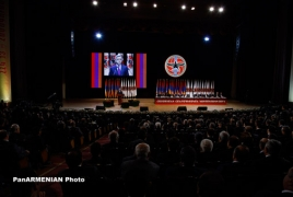 Armenia has adequate resources to conflict rivals, President says