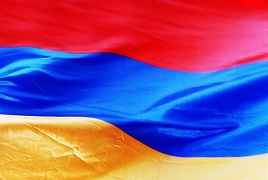 Armenia celebrating Constitution Day