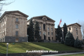 Armenian council to reason unusual session