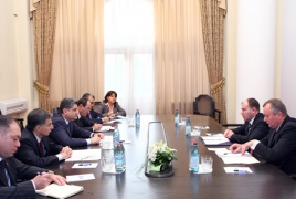 Armenia, Ukraine determine to lower trade relations