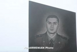 Feb 19 outlines 8th anniversary of Armenian officer Gurgen Margaryan's murder
