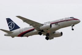 Armavia airline association drops skeleton for Sukhoi craft squeeze – paper