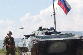 Russian troops bottom in Armenia summarizes training year results