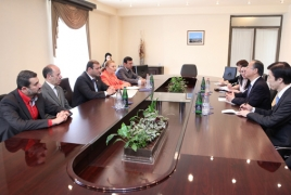 Yerevan Mayor: Armenia-Japan team-work during high level