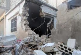 At slightest 40 killed in latest assault opposite Syria - watchdog