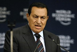 Ousted Egyptian President Mubarak goes on craving strike in prison
