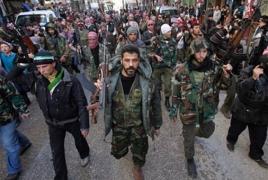 Syrian rebels explain warrior jet shootdown