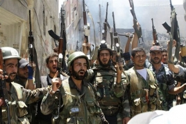 Heavy clashes reported in Syria's Aleppo