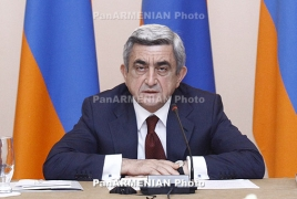 Armenia's annual industrial outlay expansion twice exceeded CIS rate in 2011