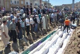 Syria accuses Turkey of subsidy terrorism, opening borders to al-Qaeda