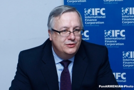 IFC invested about $150 mln in Armenia for 3 years