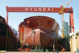 Hyundai Heavy Industries wins $1.2bln shipbuilding sequence in Greece