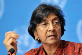 Top UN tellurian rights central slams China over Tibet protests