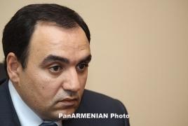 Orinats Yerkir personality is ingrate – paper