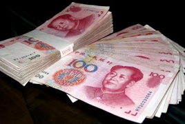 China takes miracle step in branch yuan into tellurian currency